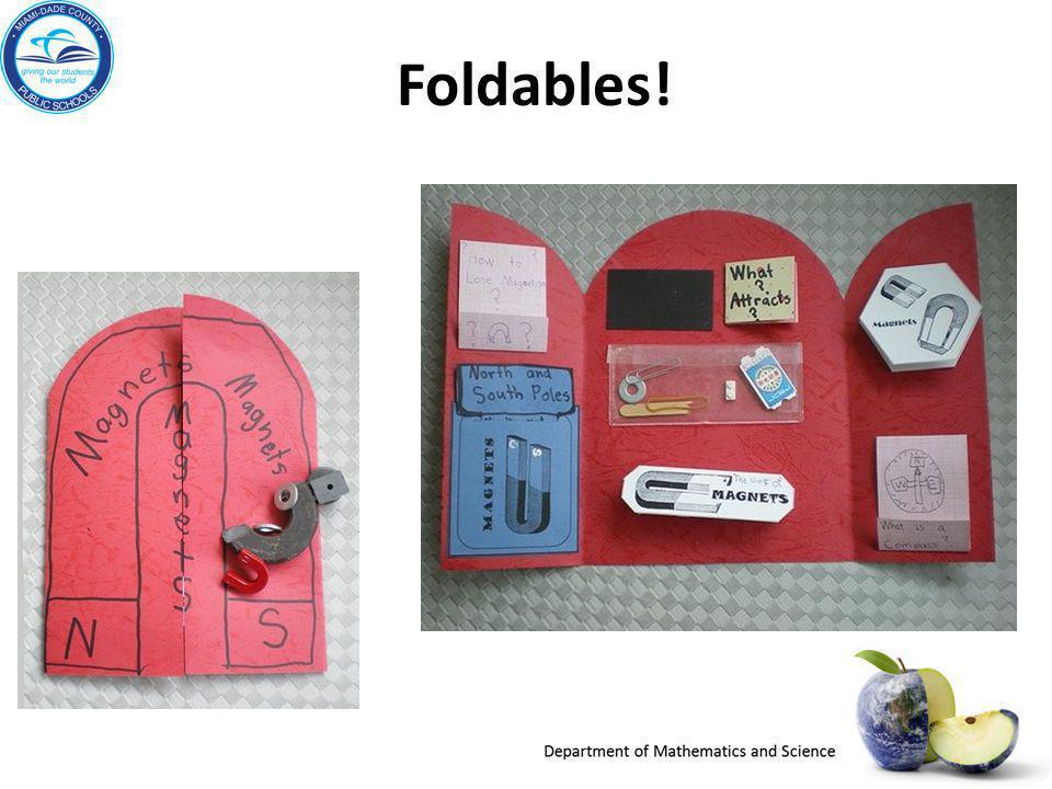 Foldables!