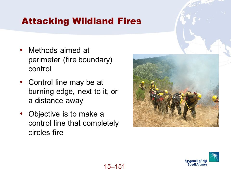 Attacking Wildland Fires