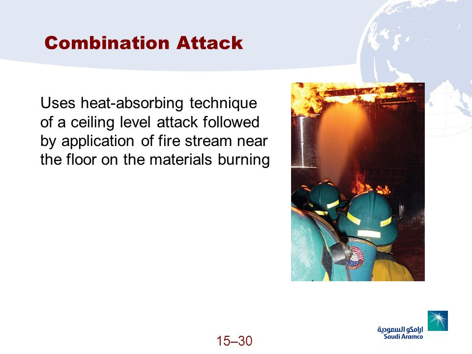 Heat Absorbing Flooring : Chapter — fire control ppt download