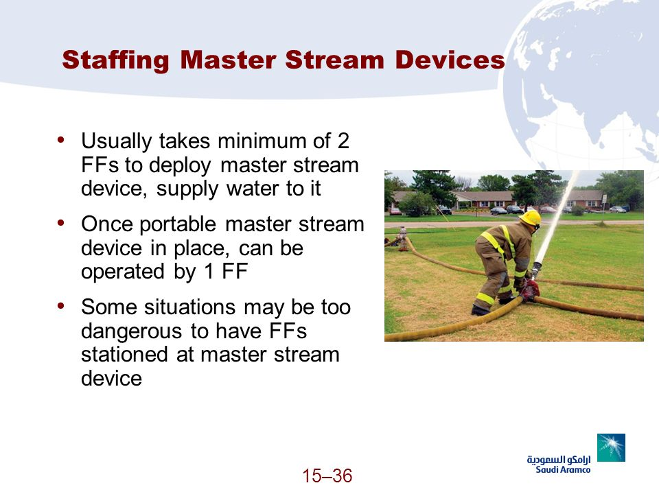 Staffing Master Stream Devices