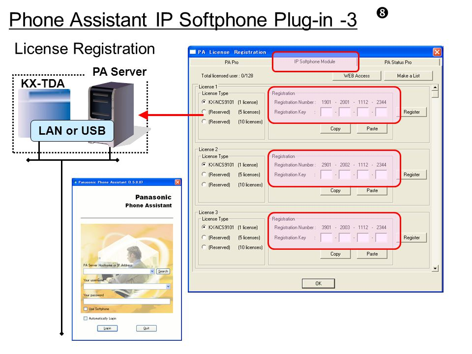 Phone Assistant IP Softphone Plug-in -3