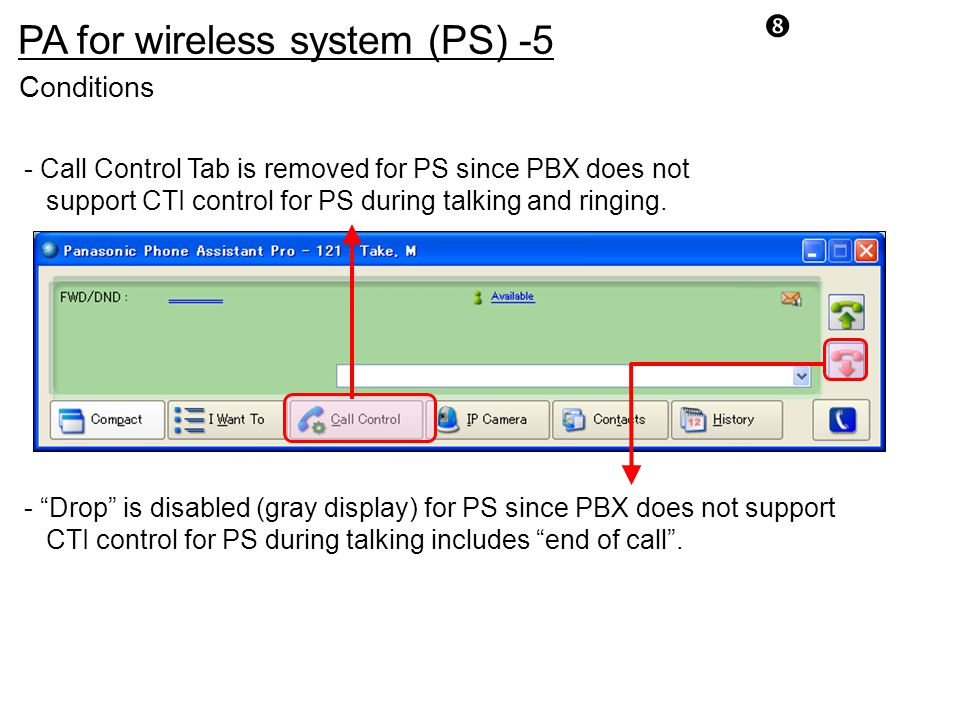 PA for wireless system (PS) -5