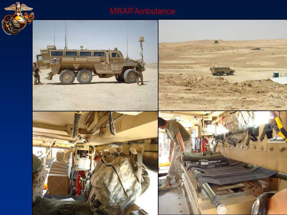 MRAP Ambulance