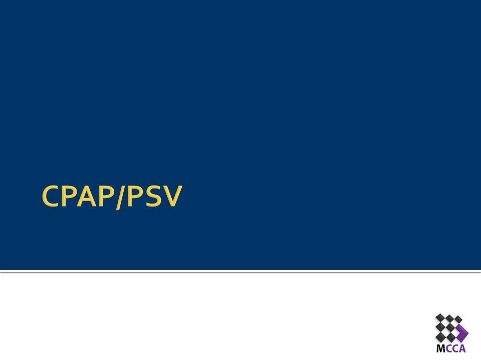 CPAP/PSV