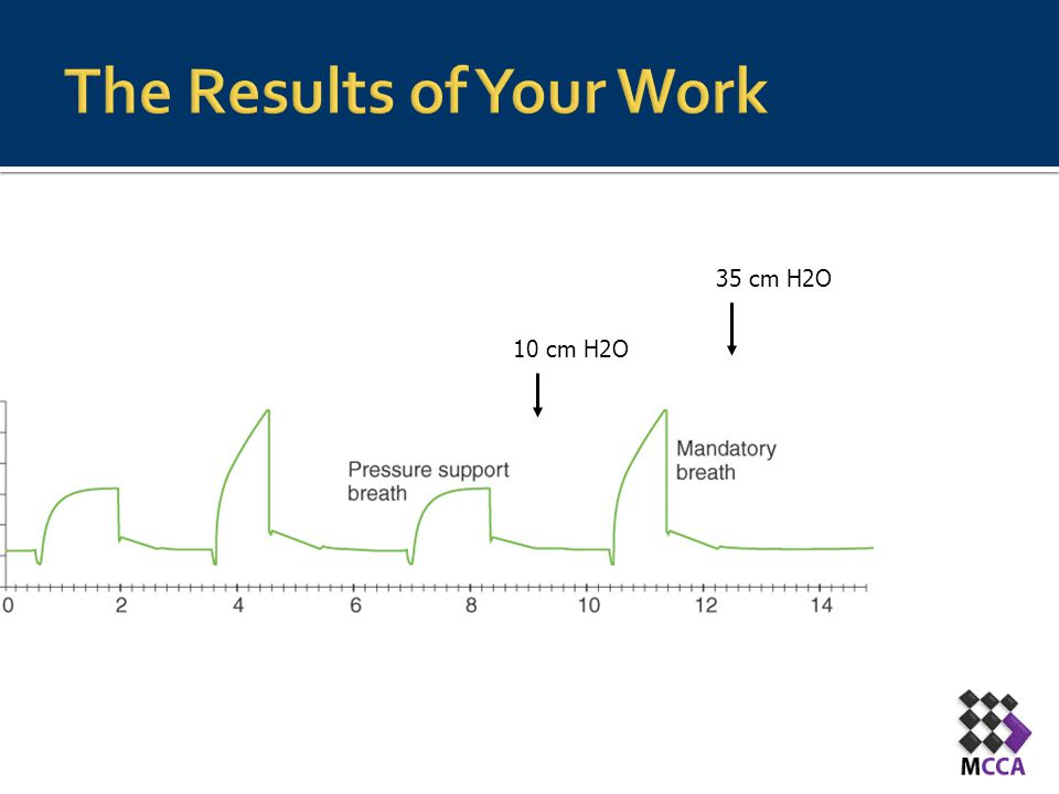 The Results of Your Work