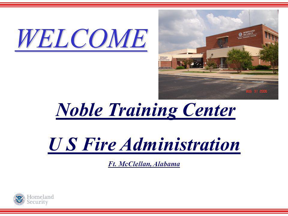 U S Fire Administration