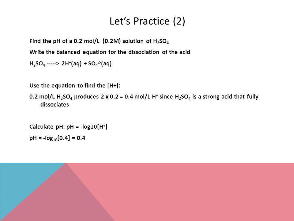 Let's Practice (2)