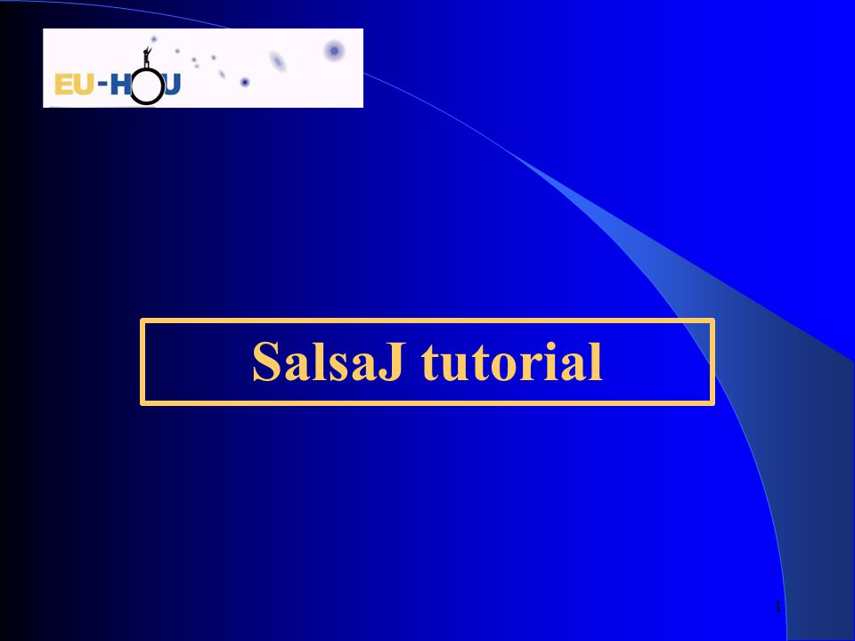 SalsaJ tutorial