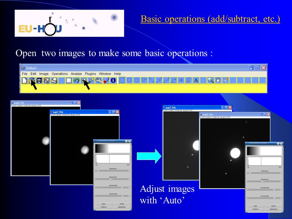 Basic operations (add/subtract, etc.)