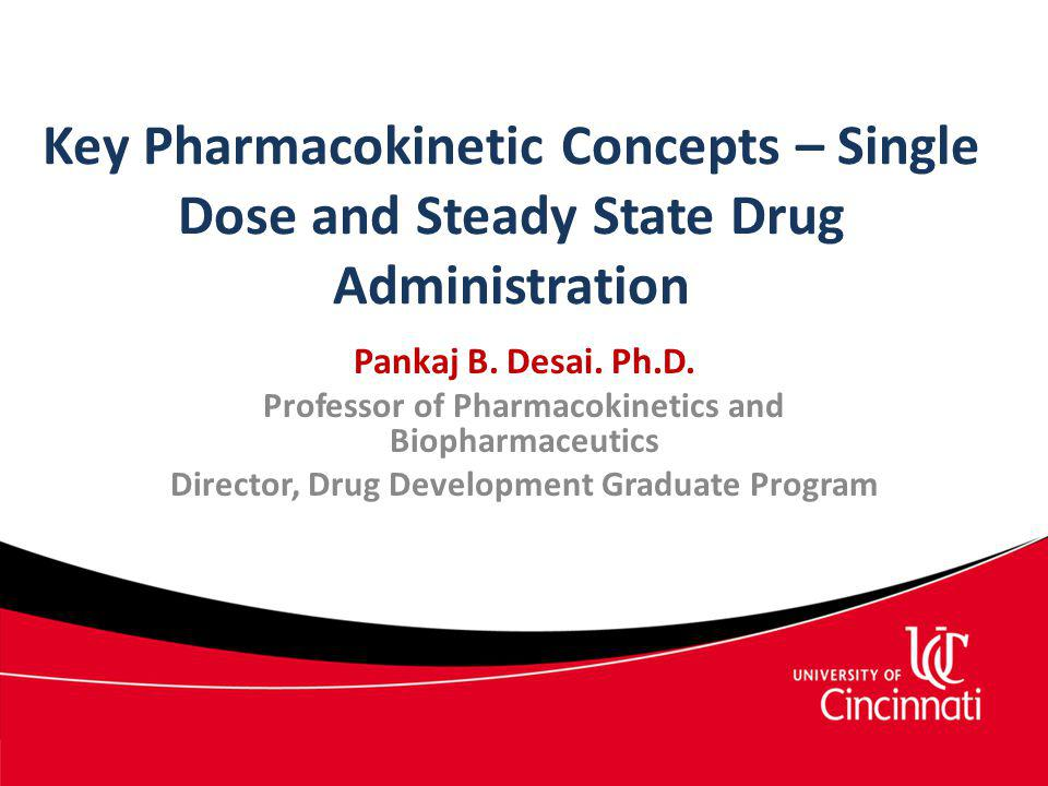 Director, Drug Development Graduate Program