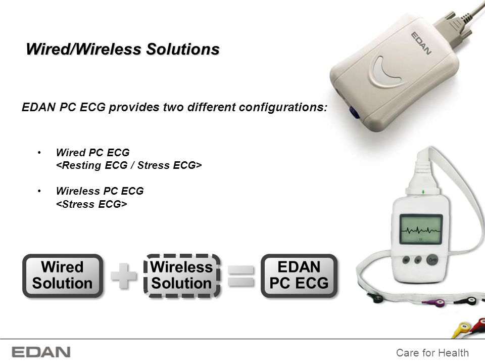Wired/Wireless Solutions