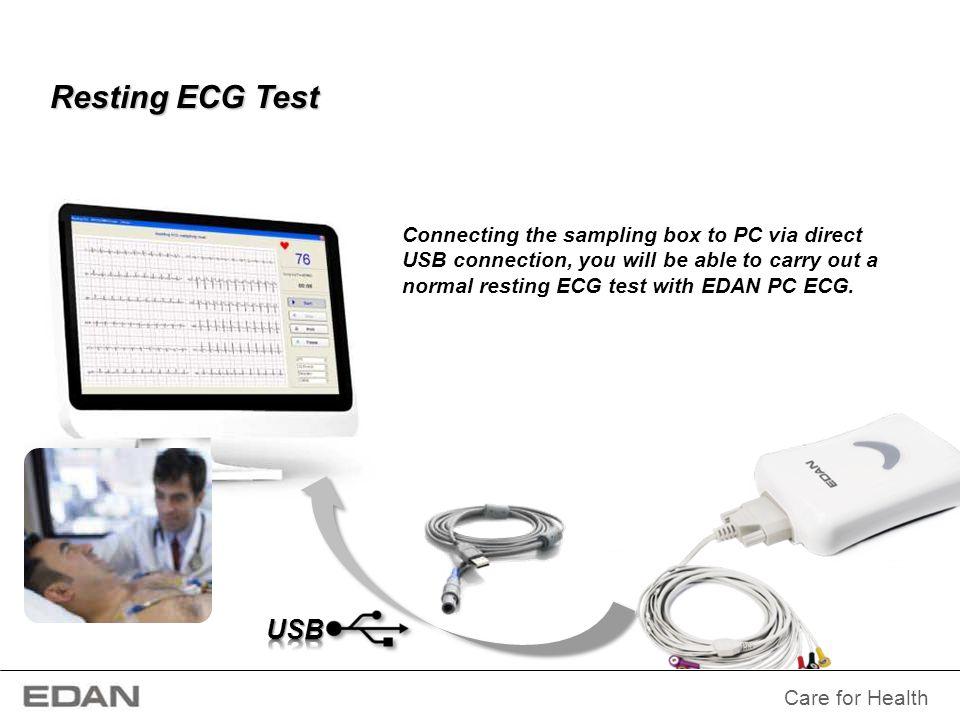 Resting ECG Test