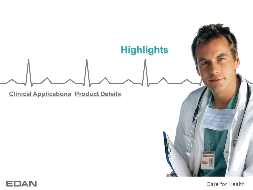 Highlights Clinical Applications Product Details