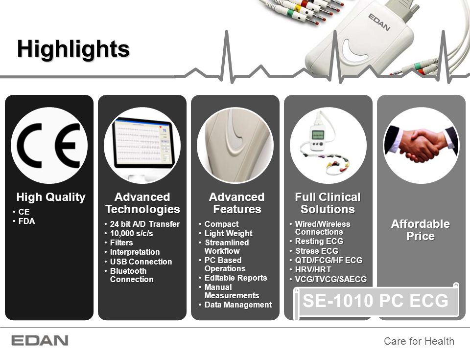 Advanced Technologies Full Clinical Solutions