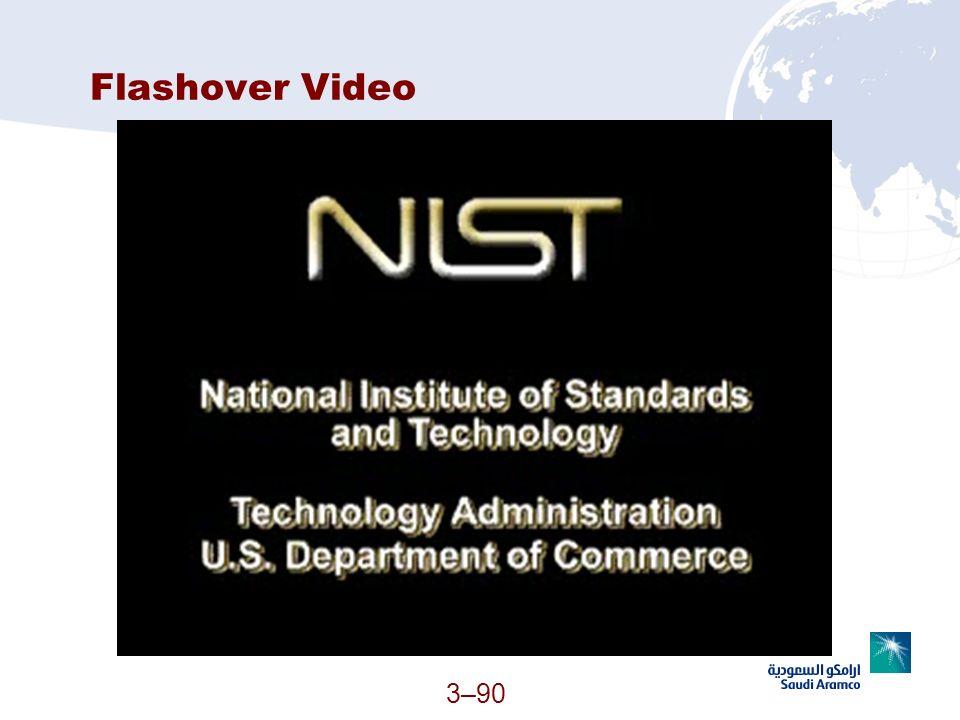 Flashover Video