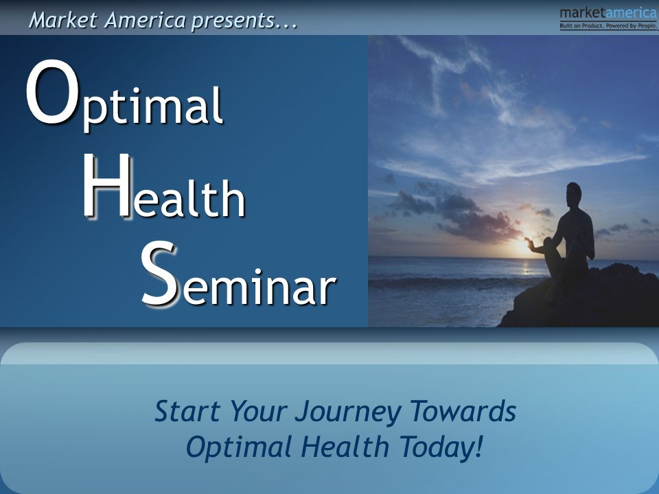 Start Your Journey Towards Optimal Health Today!