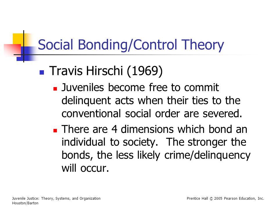 Social Bonding/Control Theory