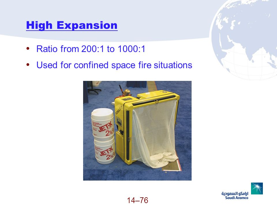 High Expansion Ratio from 200:1 to 1000:1