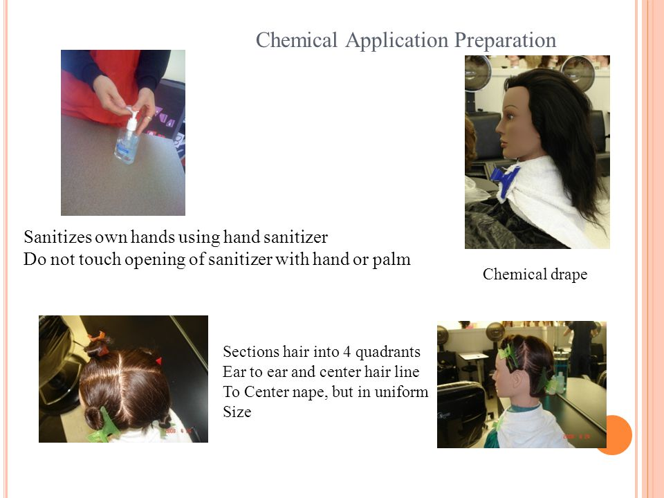Chemical Application Preparation