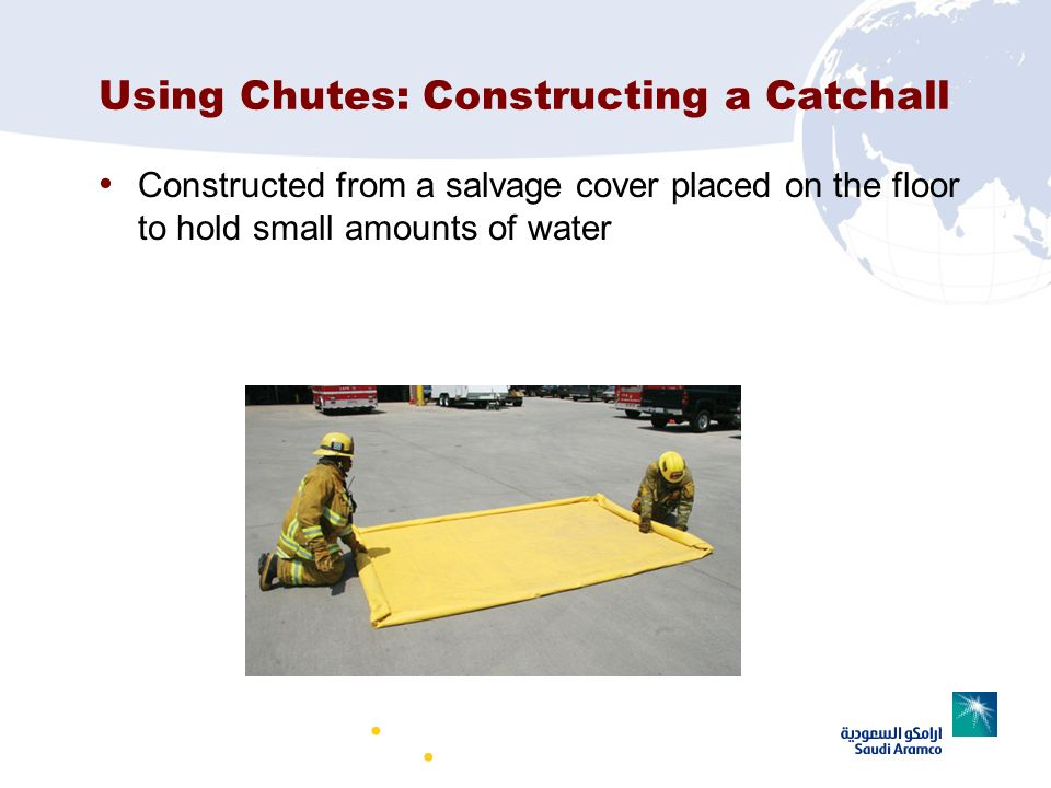 Using Chutes: Constructing a Catchall