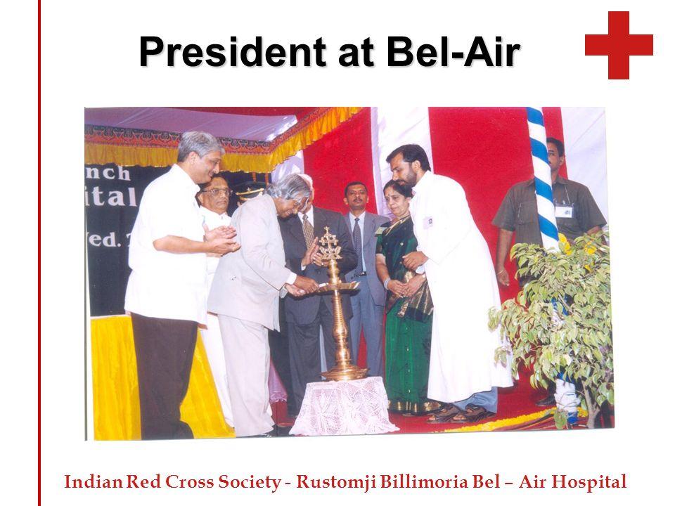 President at Bel-Air