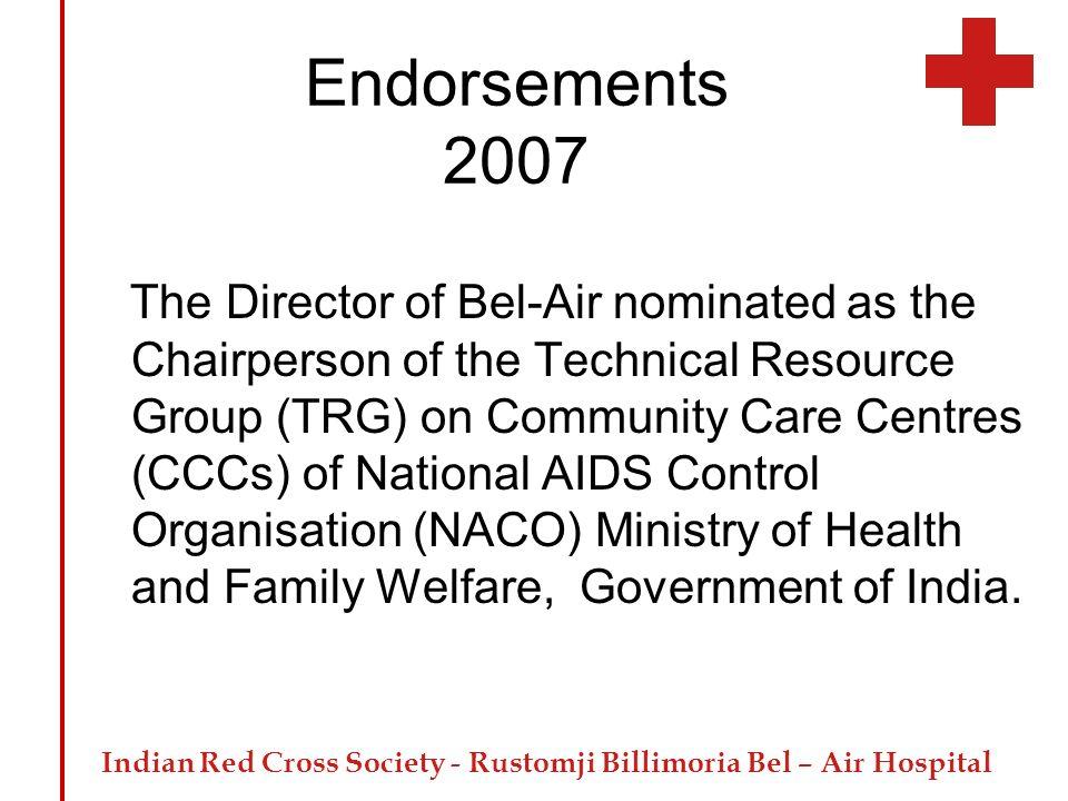 Endorsements 2007