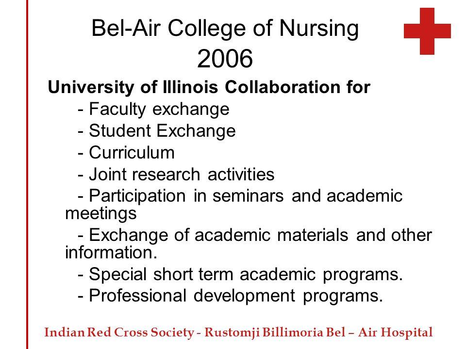 Bel-Air College of Nursing 2006