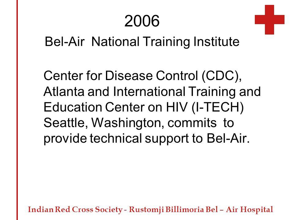 2006 Bel-Air National Training Institute