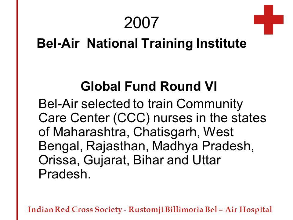 2007 Bel-Air National Training Institute