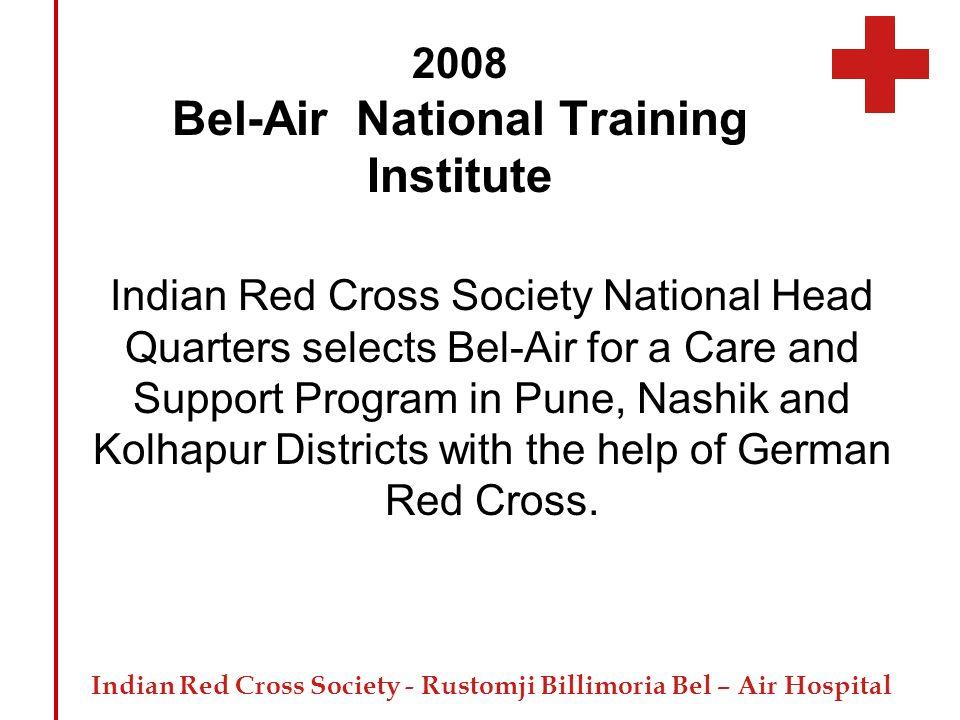 2008 Bel-Air National Training Institute