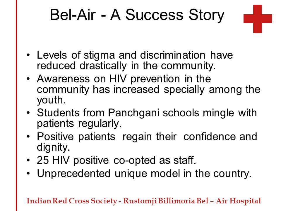 Bel-Air - A Success Story