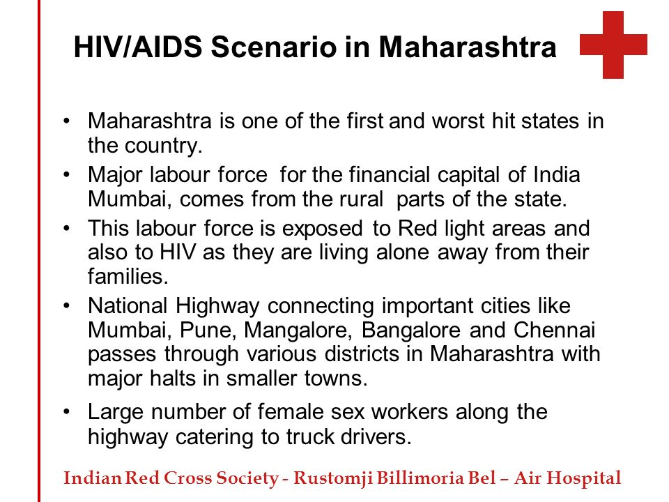 HIV/AIDS Scenario in Maharashtra