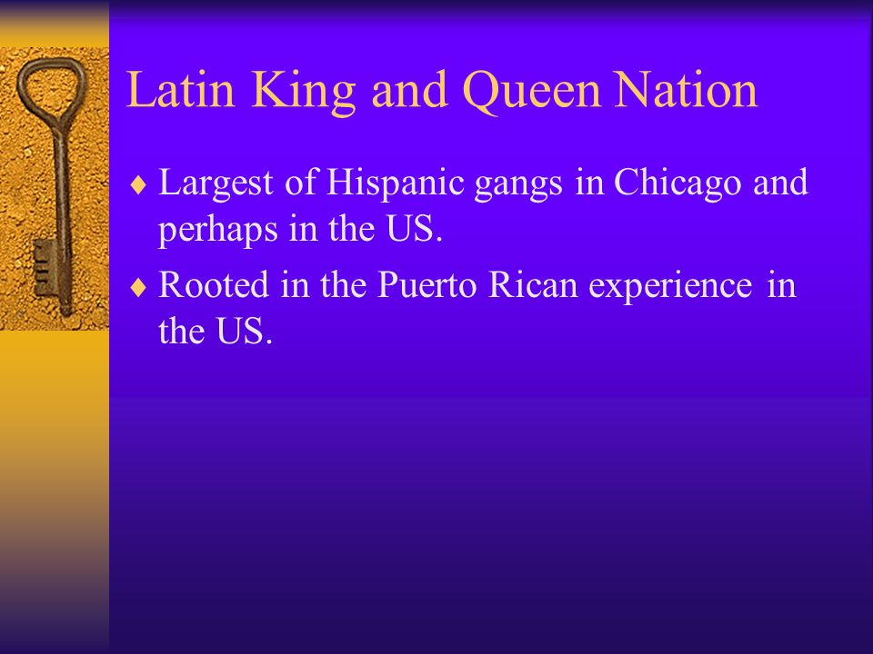 Latin King and Queen Nation