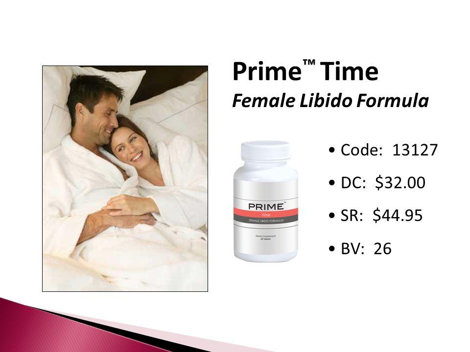 Prime™ Time Female Libido Formula