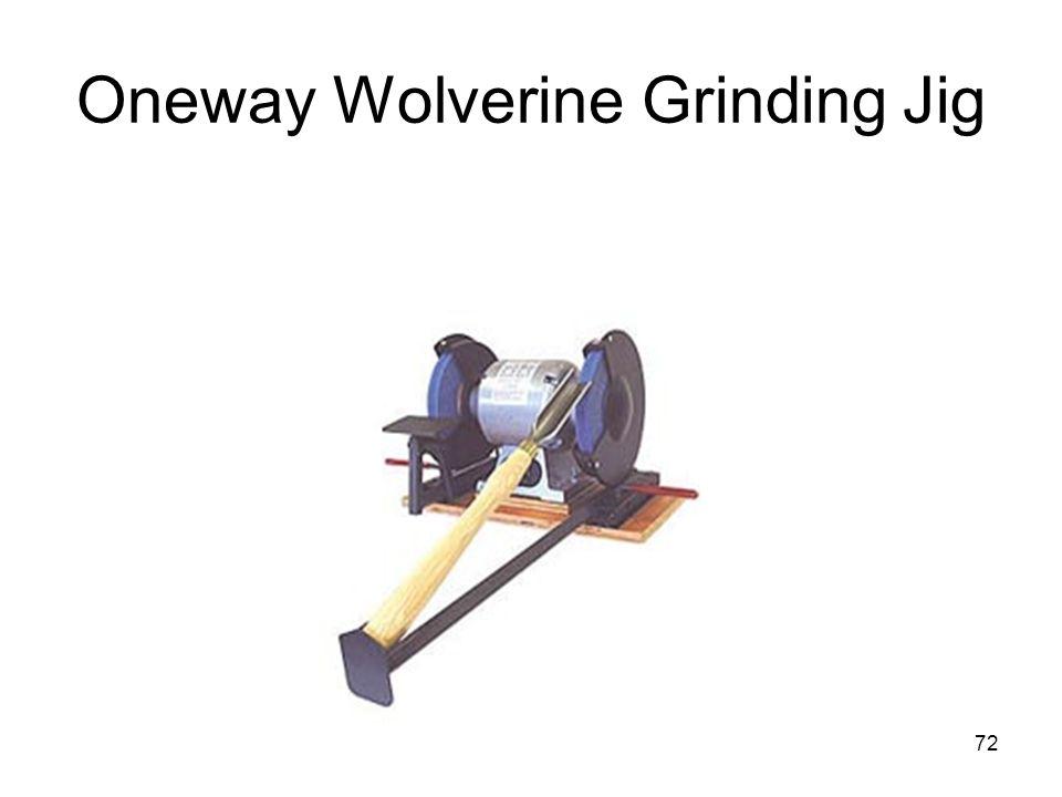 Oneway Wolverine Grinding Jig