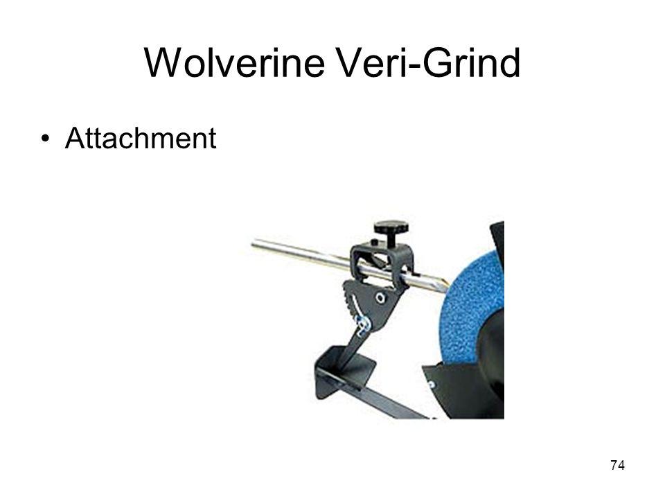 Wolverine Veri-Grind Attachment