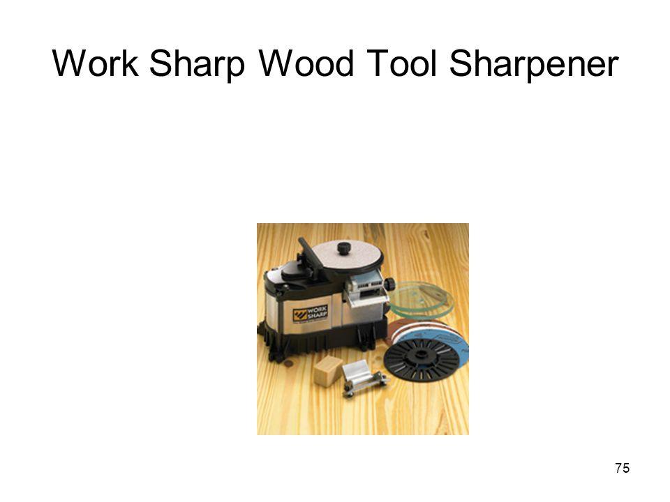Work Sharp Wood Tool Sharpener