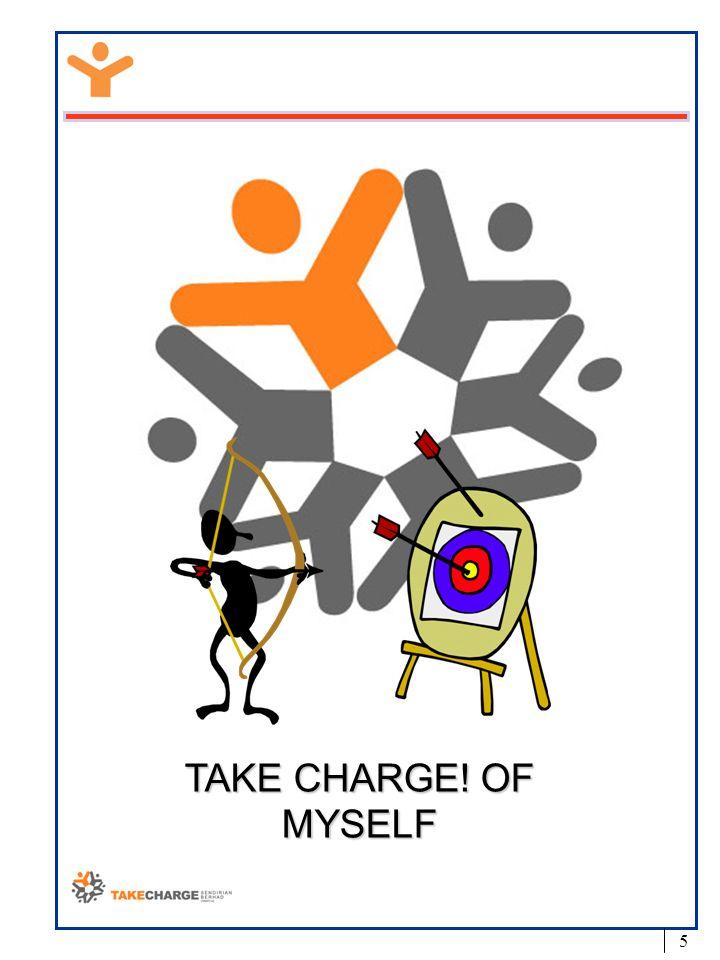 TAKE CHARGE! OF MYSELF