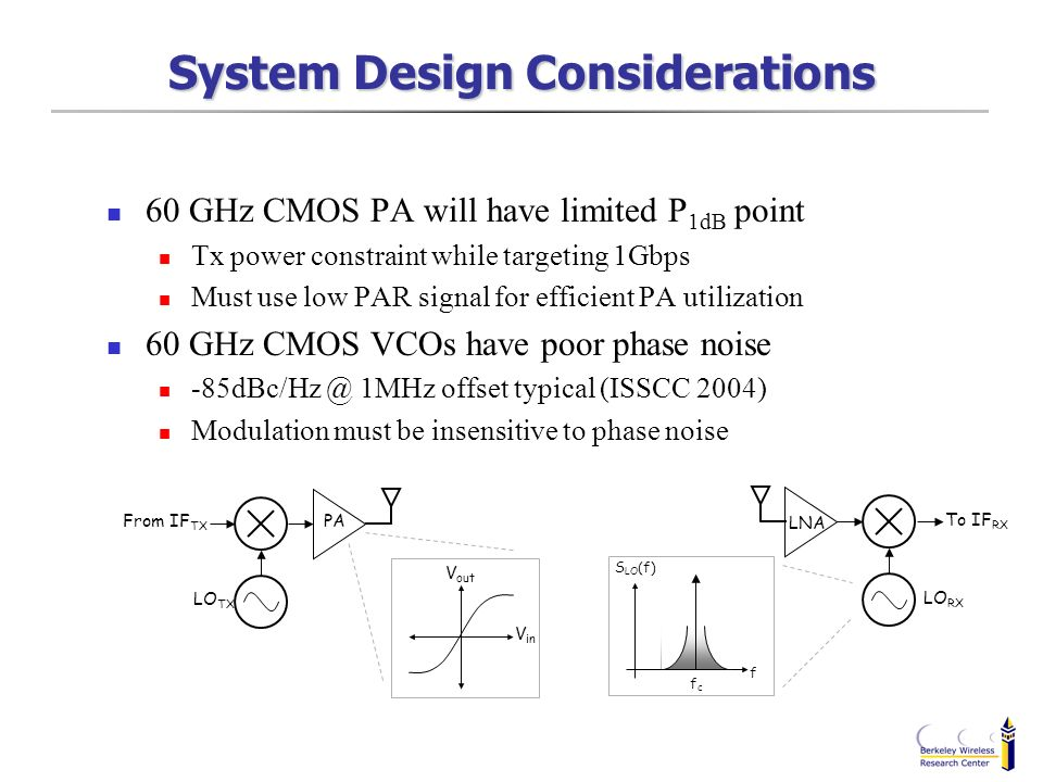 System Design Considerations