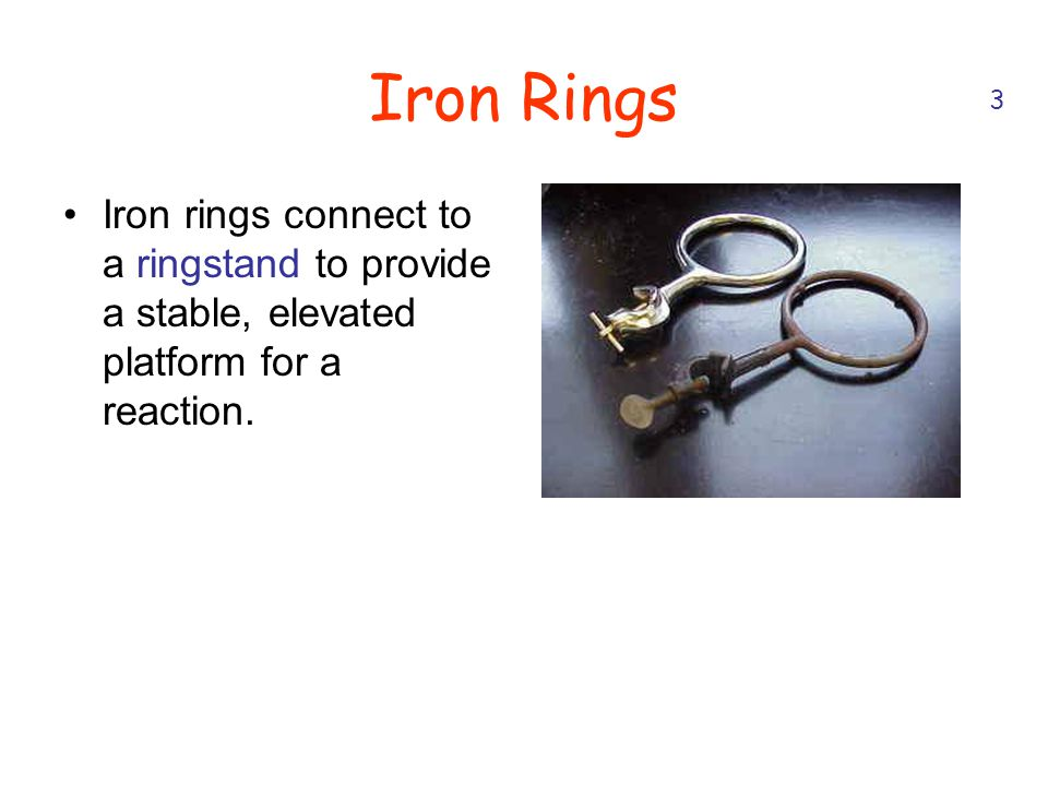 Iron Rings 3.