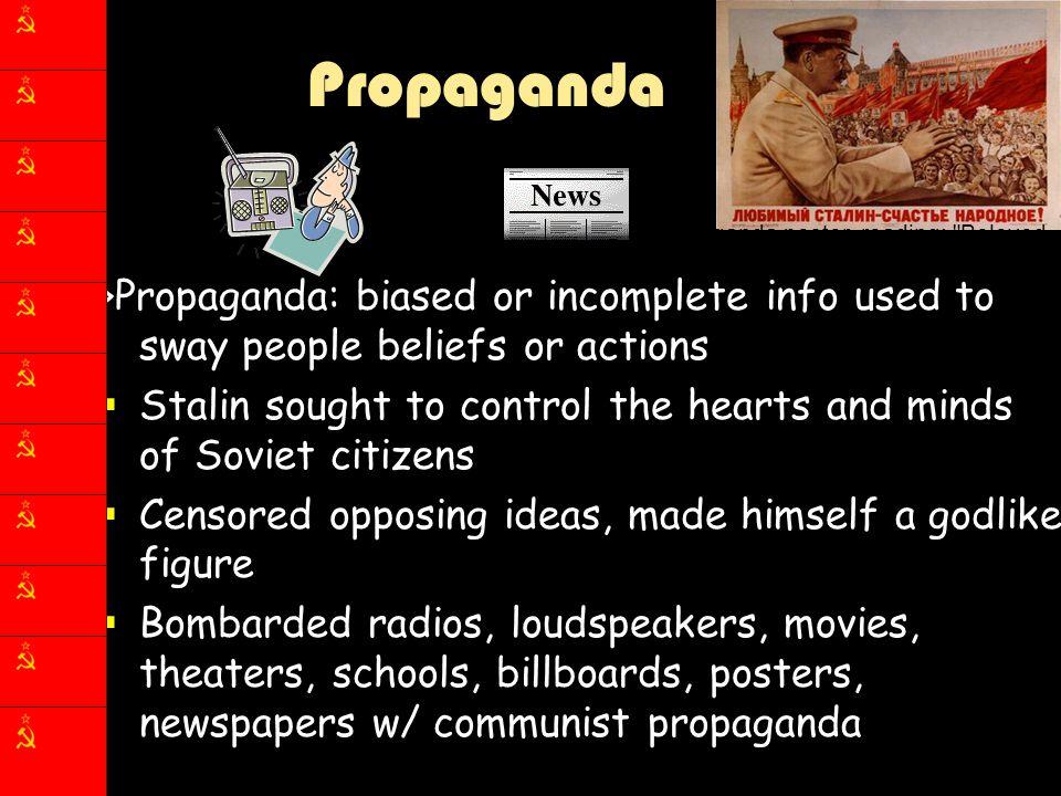 Propaganda Stalin propaganda poster, reading: Beloved Stalin—good fortune of the people!
