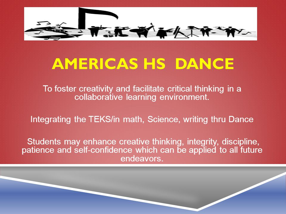Integrating the TEKS/in math, Science, writing thru Dance
