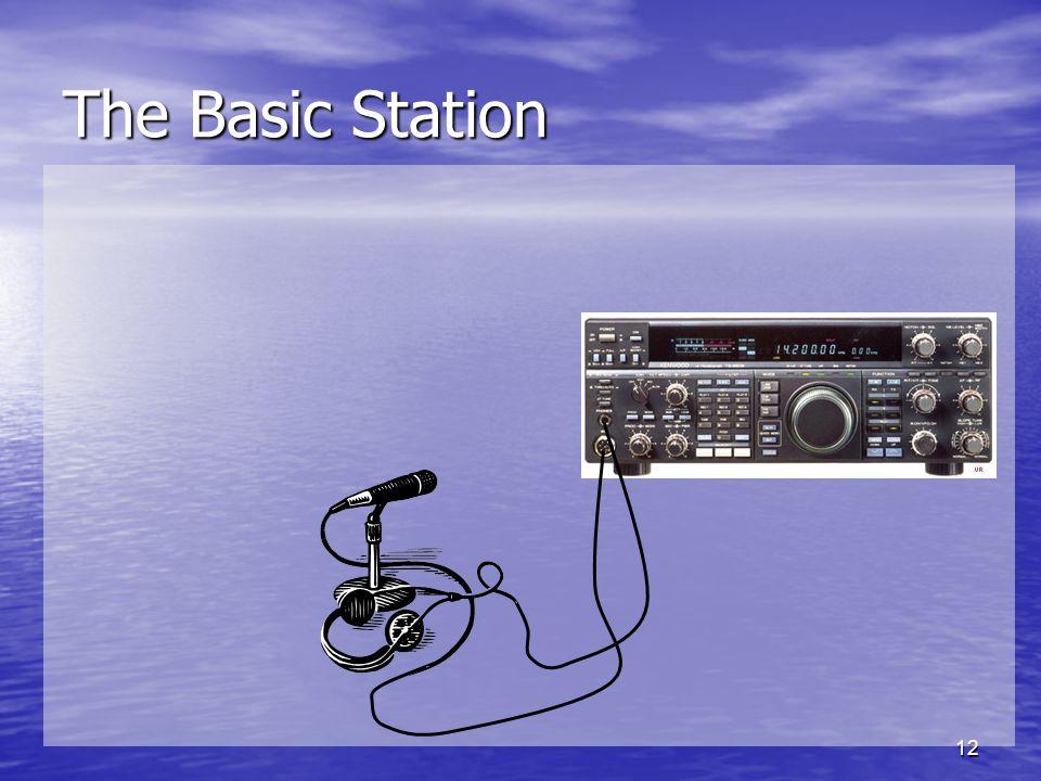 The Basic Station