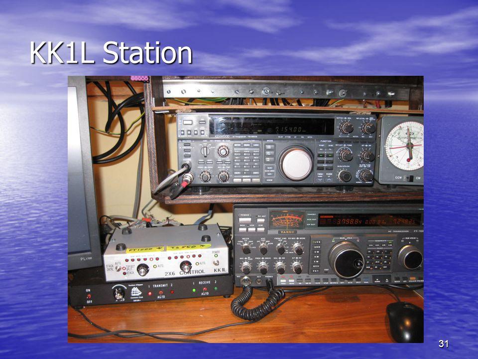 KK1L Station