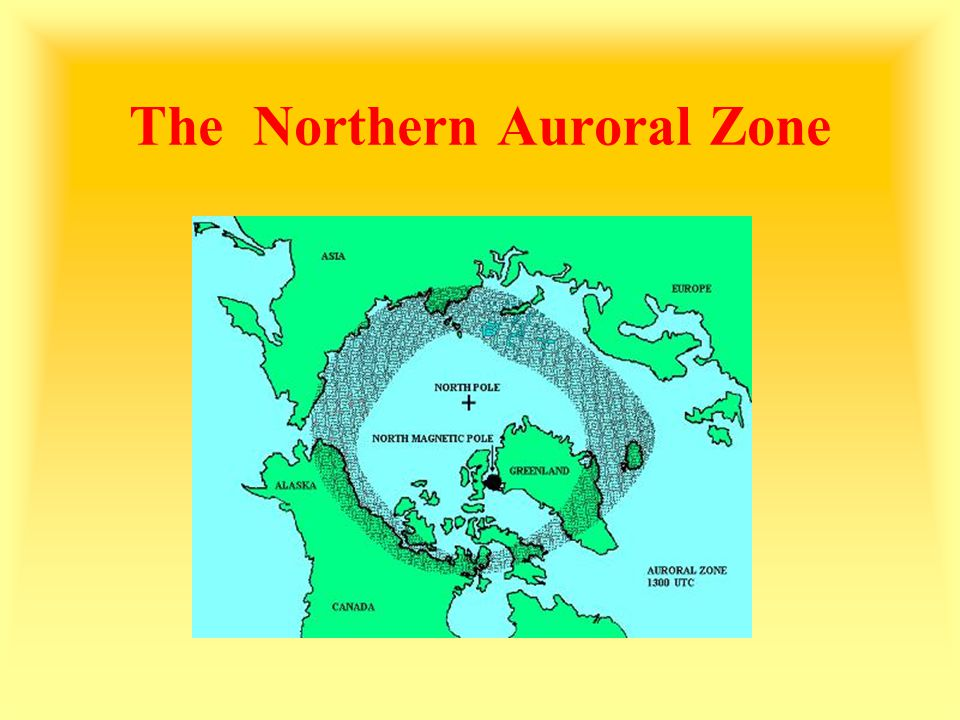 The Northern Auroral Zone