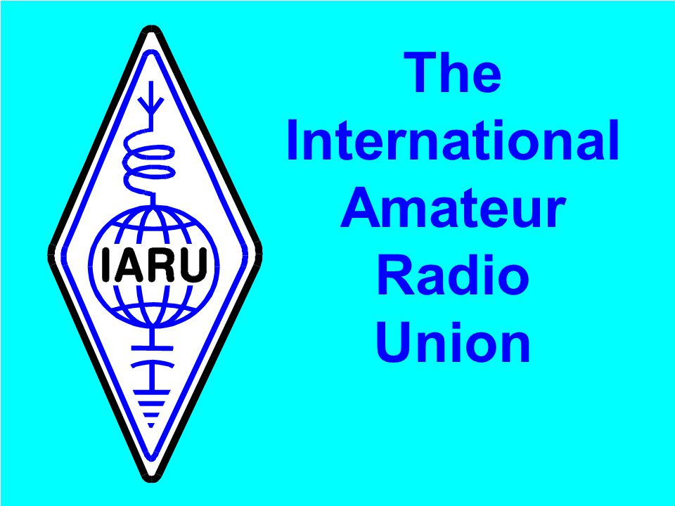 International Amateur Radio