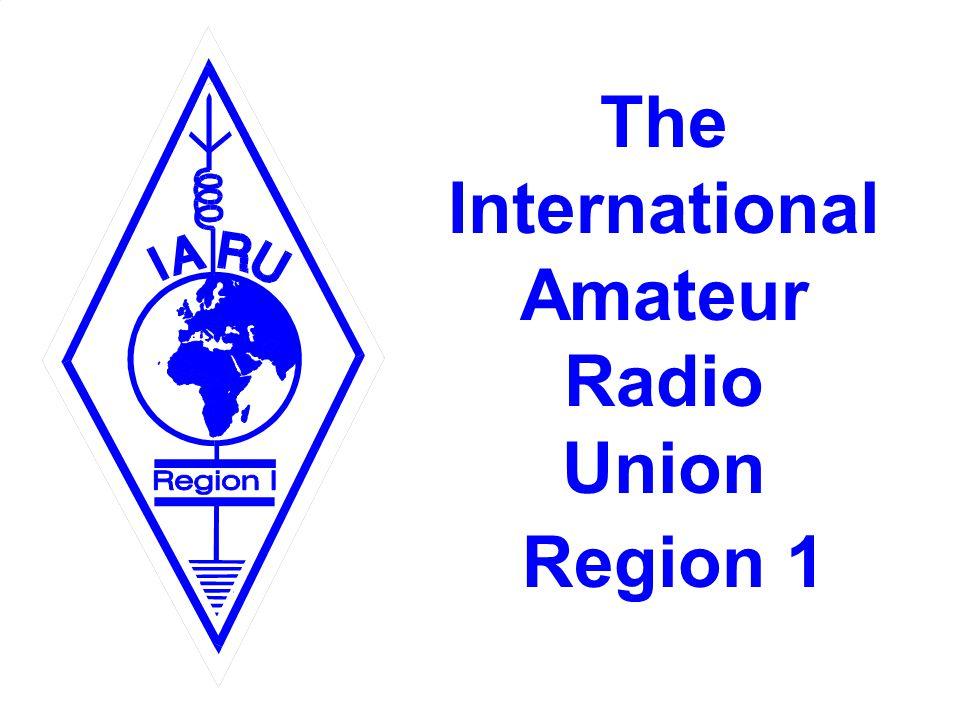 The International Amateur Radio Union