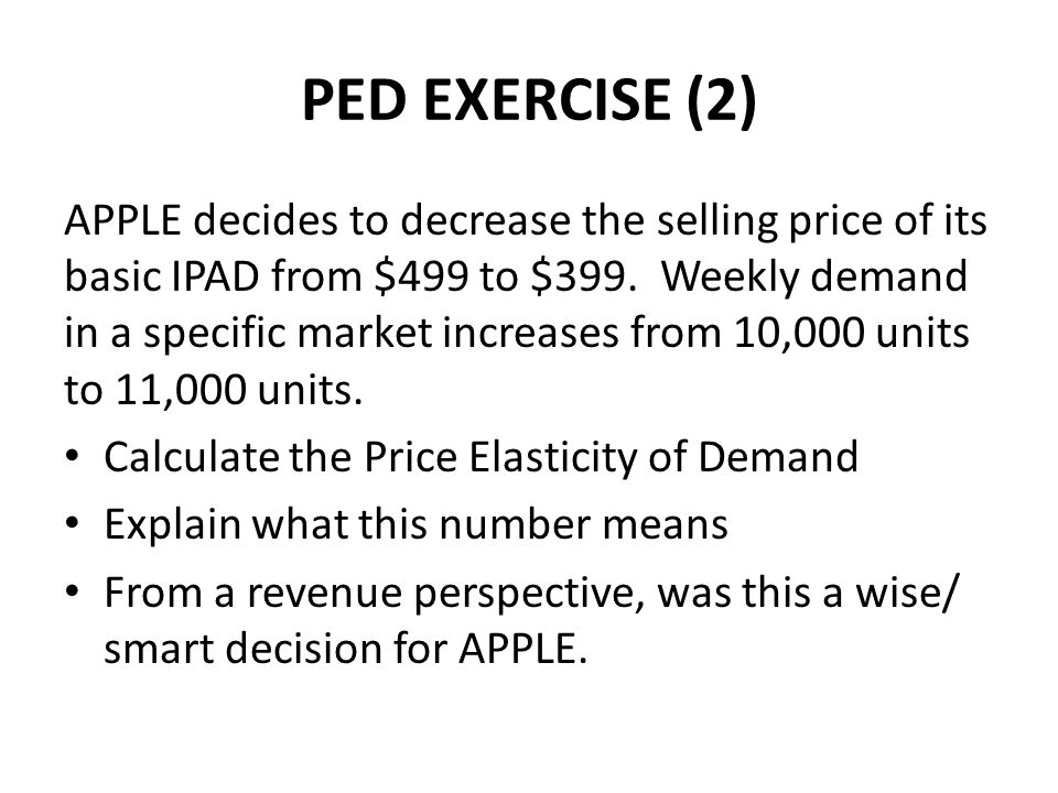 PED EXERCISE (2)