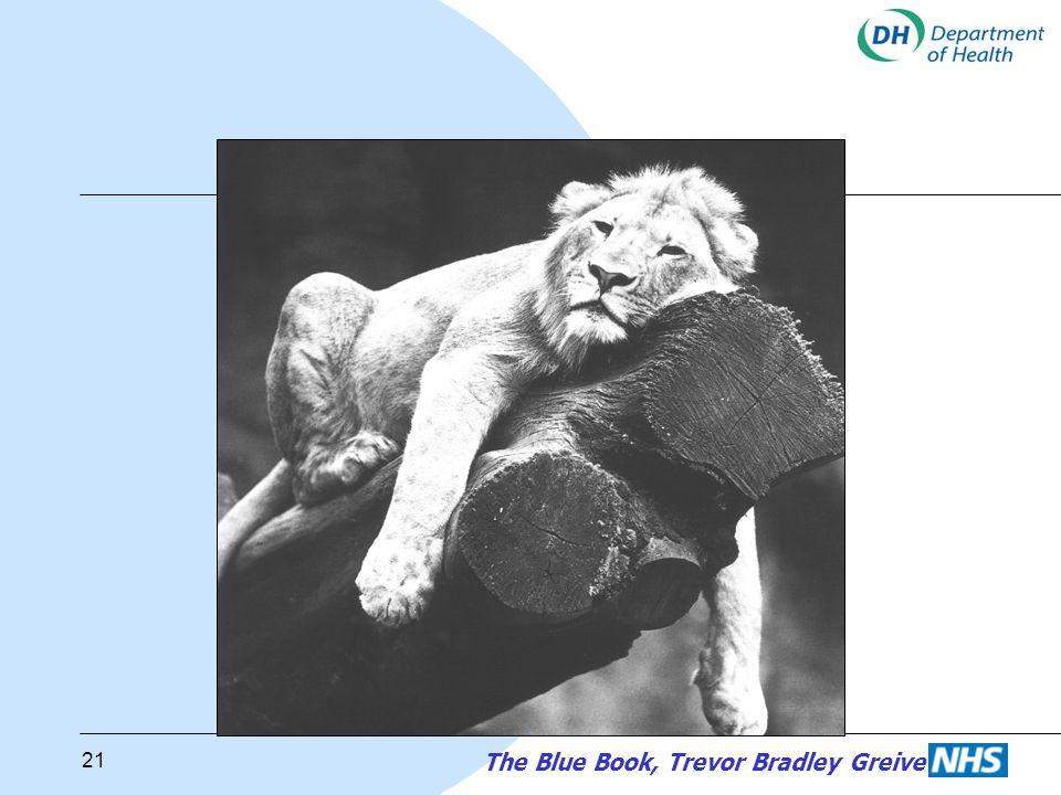 The Blue Book, Trevor Bradley Greive