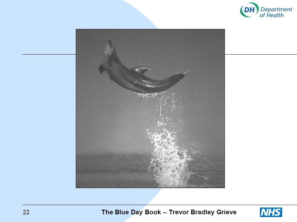 The Blue Day Book – Trevor Bradley Grieve